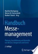 Handbuch Messemanagement
