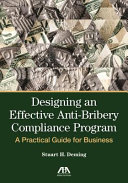 Designing An Effective Anti Bribery Compliance Program