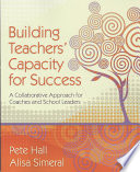 Building Teachers  Capacity for Success