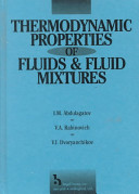 Thermodynamic Properties of Fluids and Fluid Mixtures