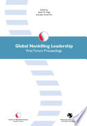 Global Nonkilling Leadership Forum Book of Proceedings