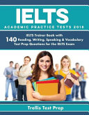 IELTS Academic Practice Tests 2018