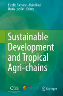 download ebook sustainable development and tropical agri-chains pdf epub