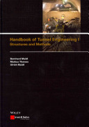 Handbook Of Tunnel Engineering