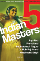 download ebook 5 indian masters pdf epub