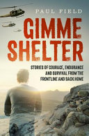 Gimme Shelter : when the battle really begins....