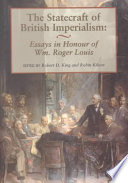The Statecraft of British Imperialism