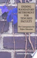 Ending Mandatory Retirement for Tenured Faculty