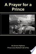 A Prayer for a Prince
