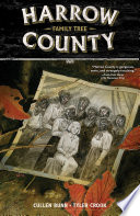 Harrow County Volume 4 Family Tree book