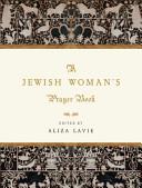 The Jewish Woman S Prayer Book