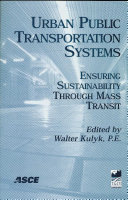 Urban Public Transportation Systems