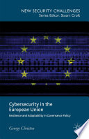 Cybersecurity in the European Union
