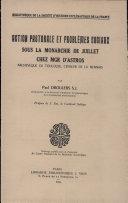 Problèmes et méthodes d'histoire des religions