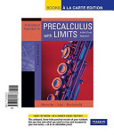 Graphical Approach to Precalculus W Limits