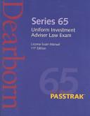 Uniform Investment Adviser Law Exam