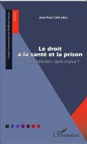Le Droit La Sant Et La Prison