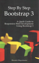 Step by Step Bootstrap 3