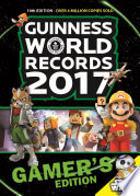 Guinness World Records 2017 Gamer   s Edition