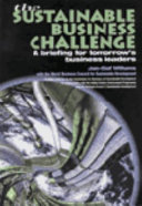 The Sustainable Business Challenge