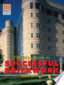 BDA Guide to Successful Brickwork