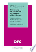 Entwicklung der Gentherapie