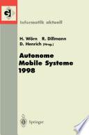 Autonome Mobile Systeme 1998