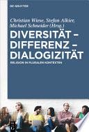 Diversität – Differenz – Dialogizität