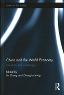 China And The World Economy book