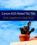 Canon EOS Rebel T6i / T6s