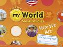 Pearson My World Social Studies