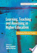 Learning  Teaching and Assessing in Higher Education