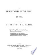 The Immortality of the Soul