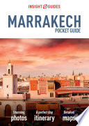 Insight Pocket Guides  Marrakech