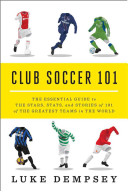 Club Soccer 101 Book Cover