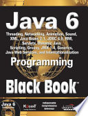 Java 6 Programming Black Book New Ed