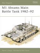 M1 Abrams Main Battle Tank 1982–92