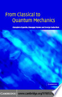From Classical to Quantum Mechanics