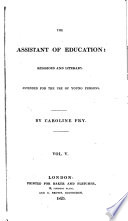 Assistant Of Education