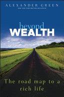 Beyond Wealth Book