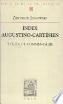 illustration du livre Index Augustino-Cartésien