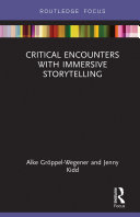 Critical Encounters with Immersive Storytelling Book