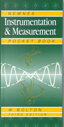 Newnes Instrumentation and Measurement Pocket Book