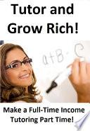 Tutor And Grow Rich