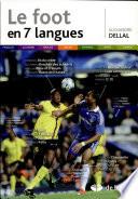 illustration Le foot en 7 langues