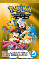 Pokémon Adventures: Diamond and Pearl/Platinum