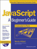 Instructor s Manual  Im Javascript