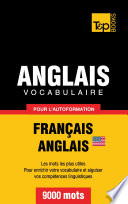 Vocabulaire Fran  ais Anglais am  ricain pour l autoformation   9000 mots