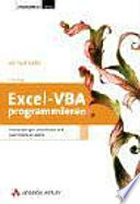 Excel VBA programmieren