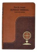 New St Sunday Missal